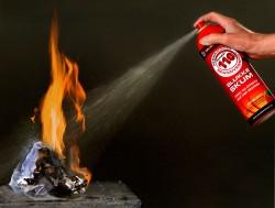 110 Slukkeskum - brannslukking